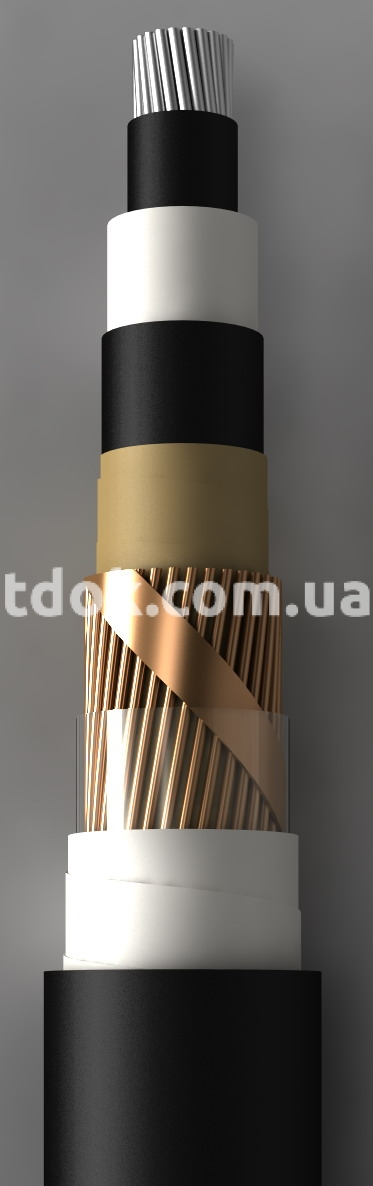 Кабель силовой АПвП 1х300/50-20