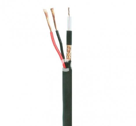Кабель радиочастотный РК (RG) КВК-В-2+2х0,50