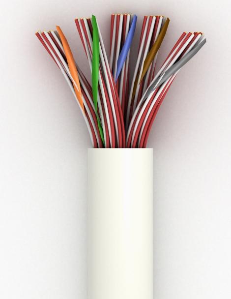 Lan-кабель КПВ-ВП (16) 10х2х0,50