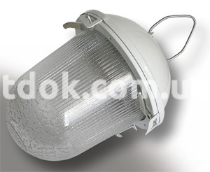 Светильник подвесной НСП 41-200 (без защитной сетки)