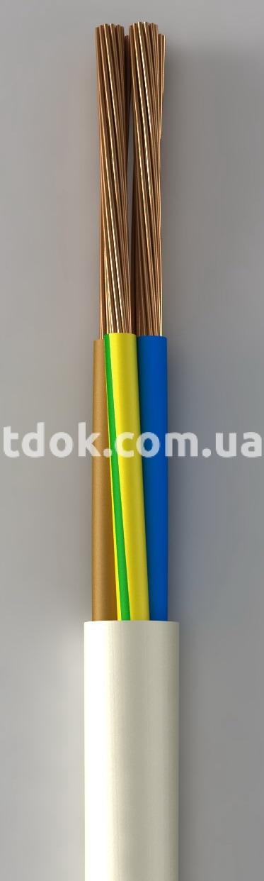 Провод соединительный ПВС 2х1,5 (уценка)
