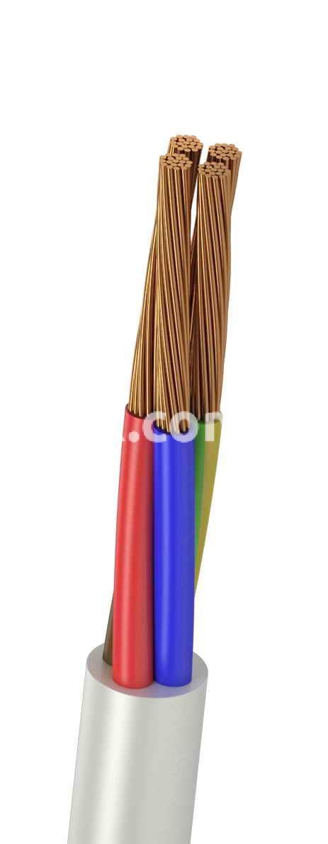 Провод соединительный ПВСмп 3х16,0+1х16,0 (уценка)