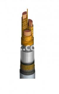 Кабель силовой СБг-1 3х70+1х35