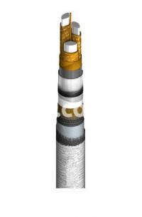 Кабель силовой ЦААБ2л-10 3х25
