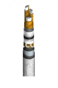 Кабель силовой ЦААБ2л-10 3х35