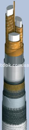 Кабель силовой ЦАСБ-10 3х120