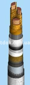 Кабель силовой ЦСБ2л-10 3х185