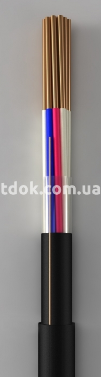Кабель контрольный КВВГ 5х2,5