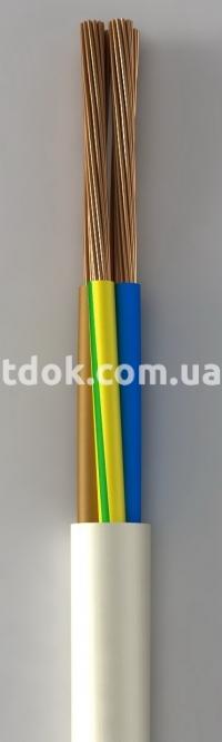 Провод соединительный ПВСм 2х1,5+1х1,5