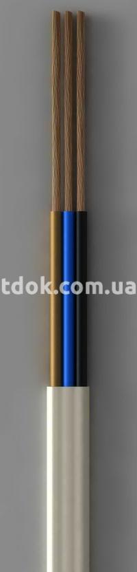 Провод соединительный ШВВПн 3х0,75