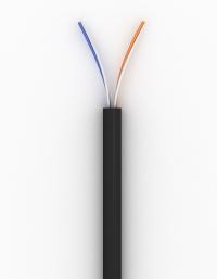 Lan-кабель КПП-ВП (100) 2х2х0,50 (U/UTP-cat.5)