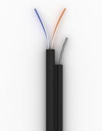 Lan-кабель КППт-ВП (100) 2х2х0,50 (U/UTP-cat.5)