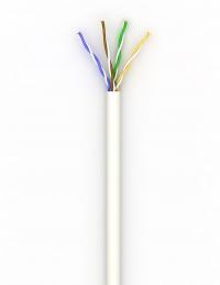 Lan-кабель КПВ-ВП (100) 4х2х0,48 (U/UTP-cat.5Е-SL)