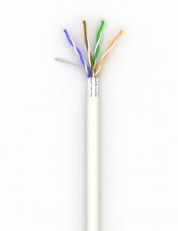 Lan-кабель КПВонг-HFЭ-ВП (200) 4х2х0,51 (F/UTP-cat.5E LSOH)