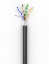 Lan-кабель КППЭ-ВП (100) 4х2х0,51 (F/UTP-cat.5E)