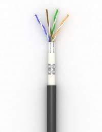 Lan-кабель КППЭО-ВП (100) 4х2х0,51 (SF/UTP-cat.5E)