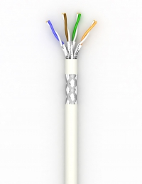 Lan-кабель КПпВонг-HFO-ВПЭ (600) 4х2х0,56 (S-FTP-cat.7 LSOH)