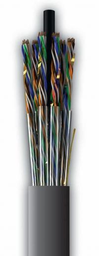 Lan-кабель КПП-ВП (100) 25х2х0,51 (U/UTP-cat.5)