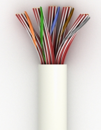 Lan-кабель КПВ-ВП (16) 25х2х0,50