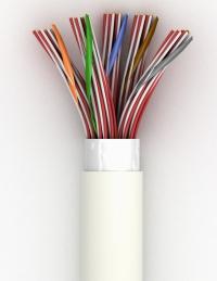 Lan-кабель КПВЭ-ВП (16) 10х2х0,50