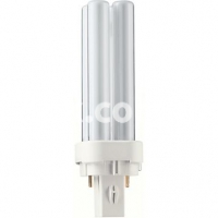 Лампа люминесцентная 18W/840/2P PL-C  Philips