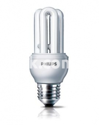 Лампа энергосберегающая 11/827 E14 Genie  Economy Philips