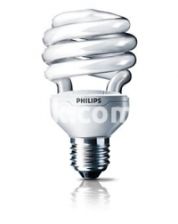 Лампа энергосберегающая 15W/865 E 27 TORNADO