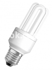 Лампа энергосберегающая  45W/220-D-4U E27 YPZ Economy