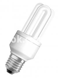 Лампа энергосберегающая  7W/220-N-2U E14  YPZ Economy