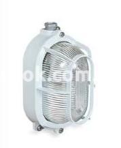 Светильник взрывозащищенный Rino-Ex овал с защитой 60w IP65, 831075 Palazzoli