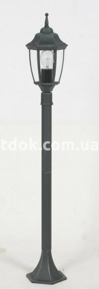 Светильник ландшафтный парковый Shefield 100 QMT11233J, 100 Вт, прозрачный