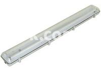 Светильник подвесной люминисцентный влагозащищенный TL 2058  2х58 IP 65