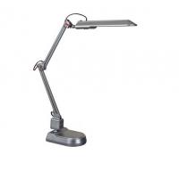 Лампа настольная DL069 серебро
