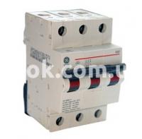 Автоматический выключатель GE G 3ф. C 4А