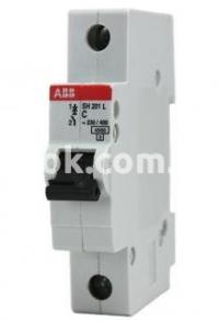 Автоматический выключатель SH201-B63А