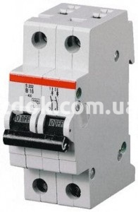 Автоматический выключатель SH202-B10А