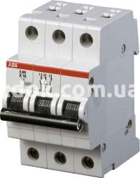 Автоматический выключатель SH203-B16А