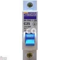 Автоматический выключатель ВА-2001 1р 10А