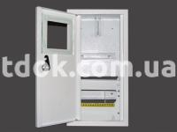 Щит учета и распределения ШМР-1Ф-8-В