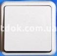 Выключатель одноклавишный С1-040 Крымпласт
