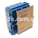 Коробка многофункциональная электромонтажная на 10 модулей AVE BL05P