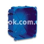 Коробка многофункциональная электромонтажная на 10 модулей AVE BL05CG