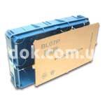 Коробка многофункциональная электромонтажная на 20 модулей AVE BL07P
