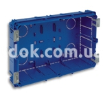 Коробка многофункциональная электромонтажная на 20 модулей горизонтальная AVE BL07CG