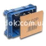Коробка многофункциональная электромонтажная на 6 модулей AVE BL02P