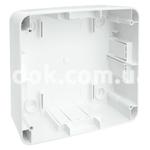 Коробка электромонтажная внешняя на 10 модулей AVE 45SY10