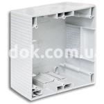 Коробка электромонтажная внешняя на 10 модулей AVE 53SA05