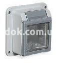 Коробка электромонтажная внешняя под розетки и выключатели блока Palazzoli P579960