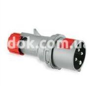Штекер переносной  Multimax 32A 220В 2P+E Palazzoli 700226