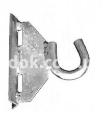 Крюк для округлых опор GHSO 16